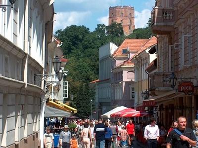 Pilies Str, Vilnius