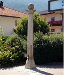 Pillory Column-Sillian Austria