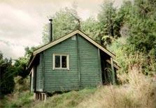 Pinchgut Hut