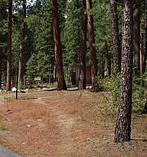 Pine Flats Campground