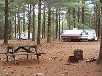 Pine Ridge Park Campsite