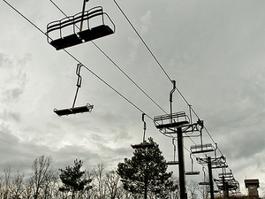 Pines Peak Ski Area Familiar
