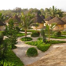 Pink Lake - Senegal
