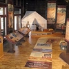 Pioneer History Exhibits At The Verkamp's Home And Business - Gr