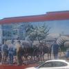Pioneer Mural In Magnolia