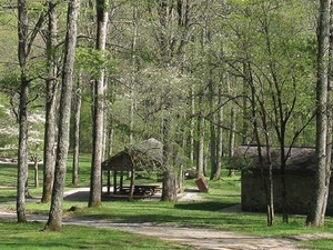 Pioneer Trail Group Campground
