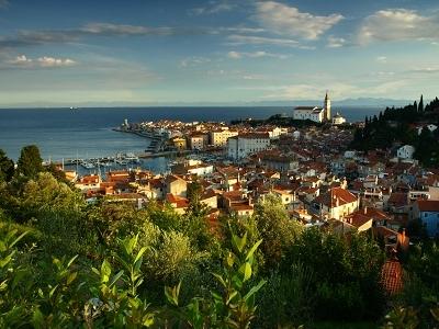 Piran - Village By Mediterranean Sea