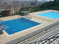 Montjuïc Municipal Pool