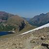 Pitamakan Pass Trail - Glacier - Montana - USA