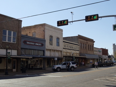 Pittsburg  Texas