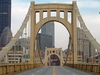 Pittsburgh - Pennsylvania - 9th St Bridge