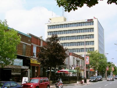 Pitt Street Downtown Cornwall