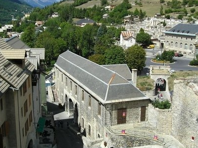 The Citadel Of Briancon