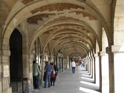 Arcades At Place Des Vosges