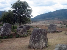Plain Of Jars At Site 2