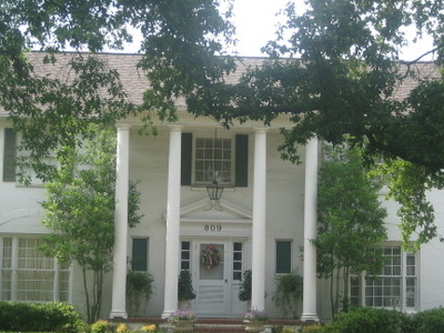 Plantation Style Home In  Madisonville