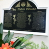 Plaque In Palm House