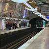 Platforms At Alésia