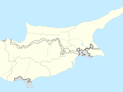 Platres Is Located In Cyprus