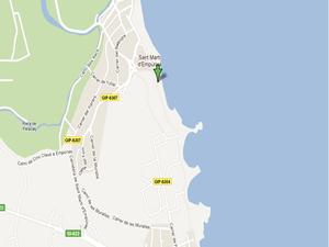 Playa del Muelle Griego