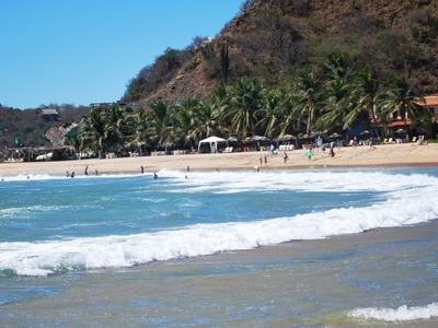 Playa Rinconcito At San Agustinillo