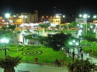Plaza de Armas de Nazca