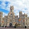 Plaza De Cibeles Y Oficina De Correos - Madrid