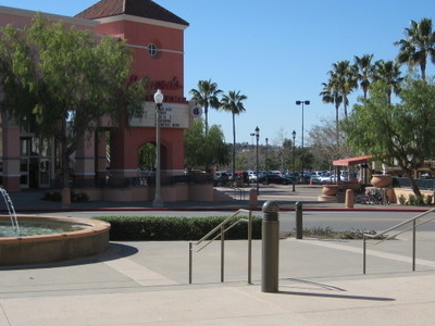 Plaza El Paso And Civic Plaza In Rancho Santa Margarita