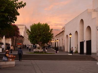 Plaza Espana Square View