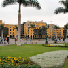 Plaza Mayor Lawns