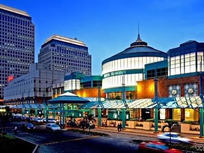 Plaza Senayan - View