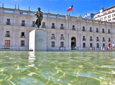 Statue Of Alessandri At Citizenry Square