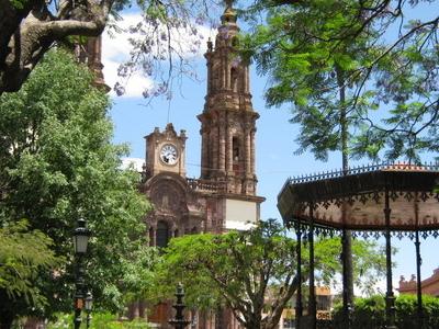 Plaza De Armas De Zamora
