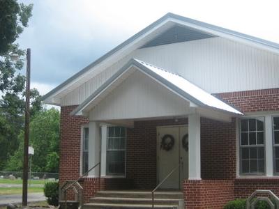 Pleasant  Grove  Baptist  Church In  Bienville  Parish