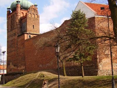 Plock  Castle