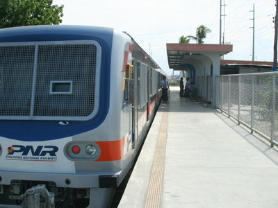 PNR Sucat Train