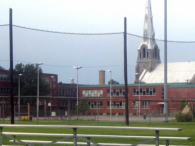 Pointe   Claire Baseball Field