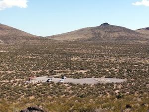 El Camino Real de Tierra Adentro Nacional Trilha Histórica