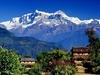 Pokhara Village - Nepal Himalayas