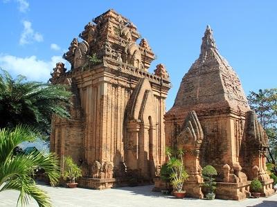 Po Klong Garai Towers - Ninh Thuan