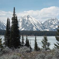 Polecat Creek Loop Views - Grand Tetons - Wyoming - USA