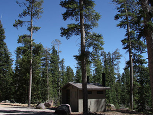 Pole Creek Campground