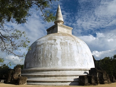 Polonnaruwa Vihara - UNESCO World Heritage Site