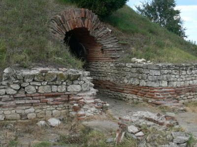 Pomorie  Tracian  Tomb  0 3  Lazarov  Ifb