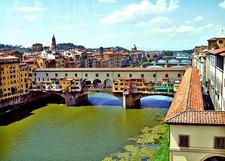 Ponte Vecchio E Corridoio Vasariano - Florence Tuscany