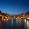 Pont Notre-Dame At Night