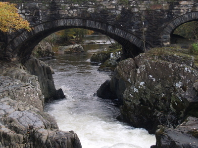 Pont  Y  Pair  Bridge