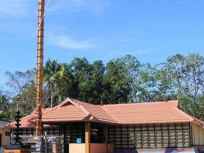 Poochakkal Nagari Sreedharma Sastha Temple