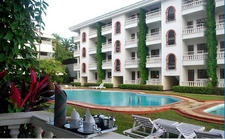 Poolside Views