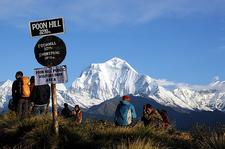 Poon Hill & Himalayas
